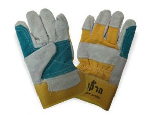 Hercules – Reenforced Leather Gloves 10.5″
